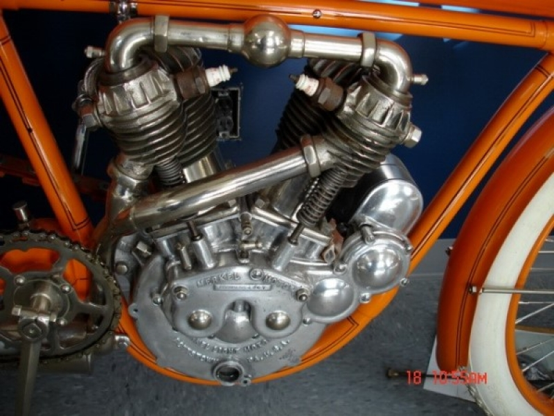 1911 Flying Merkel 50/50 V-Twin