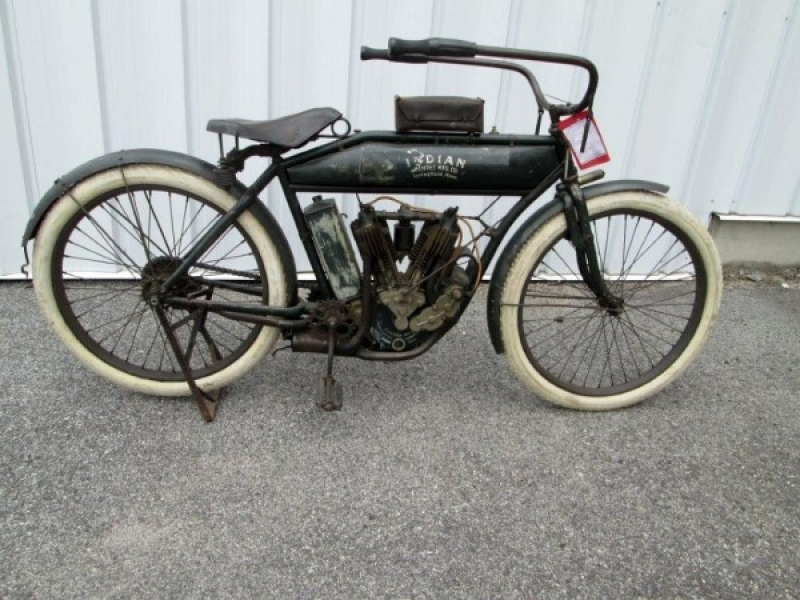 1909 Indian 5 HP Twin