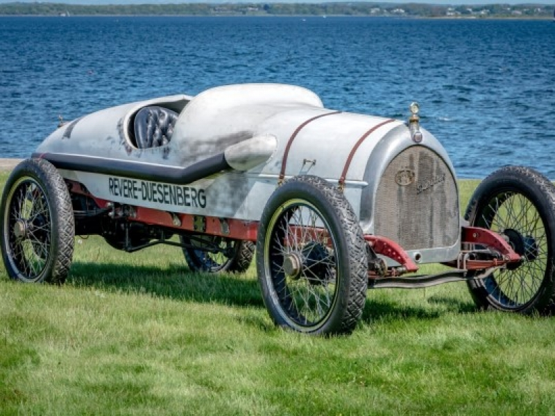 1918 Duesenberg/Revere Walking Beam Long Tail Racer