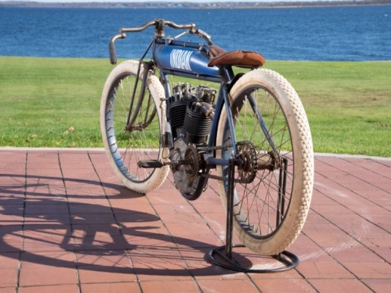 "1913 Indian ""Eight Valve"" Board Track Racer"