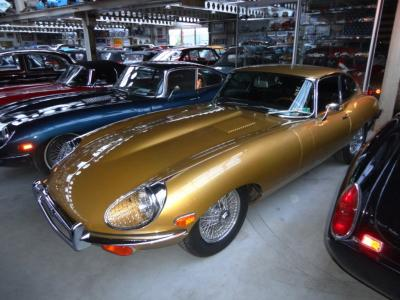 1969 Jaguar 2e serie E-type perfect