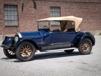 1918 Pierce Arrow Type 48 Roadster