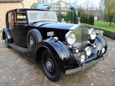1937 Rolls - Royce Phantom III / Windovers