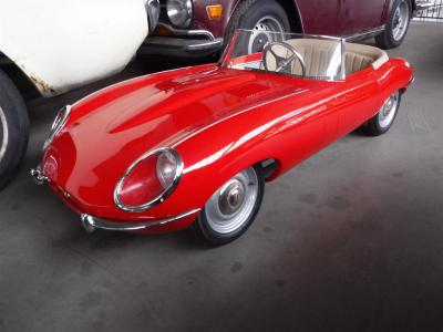 1970 Jaguar E type 1964
