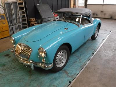 1959 MG A Twin Cam
