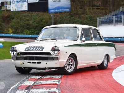1965 Ford Lotus Cortina MKI - FIA Approved - Goodwood Eligible