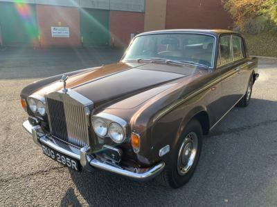 1976 Rolls-Royce Silver Shadow 1