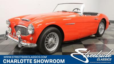 1962 Austin - Healey 3000 Mark II