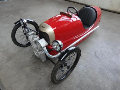 1900 Morgan pedal car