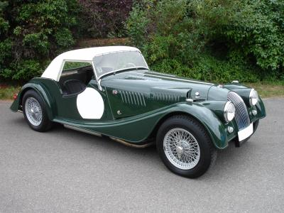 1961 Morgan Super Sports