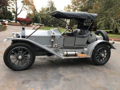 1912 National 40 Speedway Roadster Model V