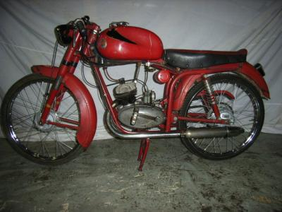 1950 Mopeds diverse