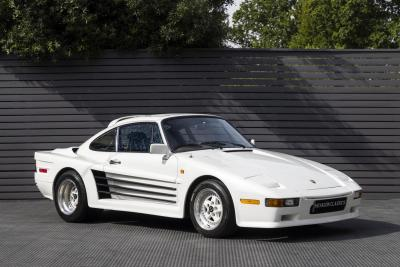 1980 Coming Soon 930 TURBO BY RINSPEED