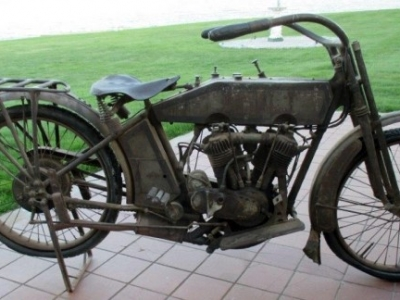 1915 Harley Davidson Model 11 Twin