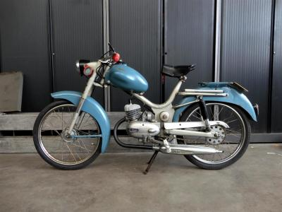1965 Itom Itom Confort Ladies moped