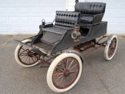 1905 Stanley Model CX Runabout