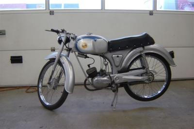 1960 Demm Moped no 11