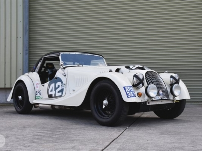 1962 Morgan +4 Super Sports Lowline