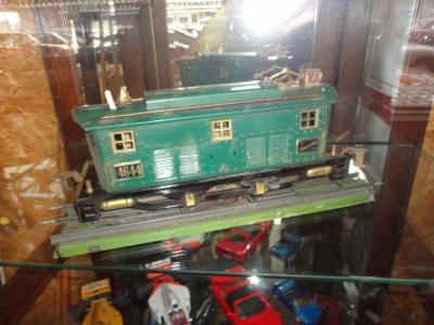 Collectables old train set