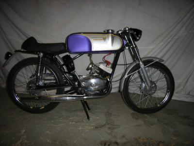 1974 Oscar moped