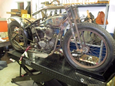 1928 Excelsior Big Bertha Hill Climber