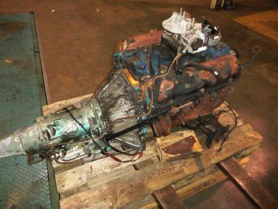 1966 Ford engines / parts Ford engine ''66