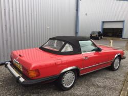 1988 Mercedes - Benz 560SL