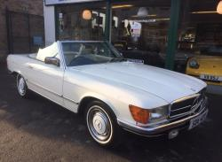 1983 Mercedes - Benz 380 SL Sports