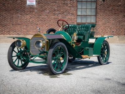 1909 Pierce Arrow Model UU 36HP