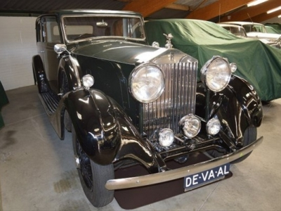 1935 Rolls-Royce 20-25 / James Young Saloon