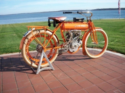 1911 Flying Merkel Twin