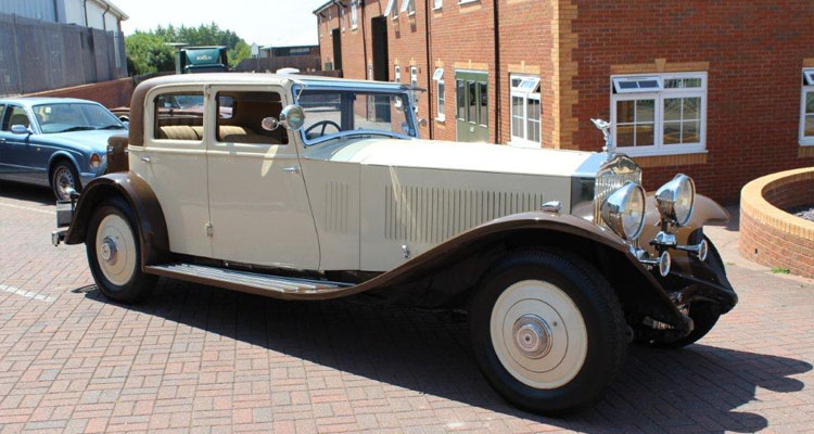 1932 Rolls - Royce Phantom II Continental