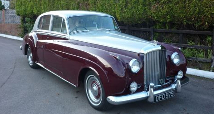 1958 Bentley S I Standard Steel