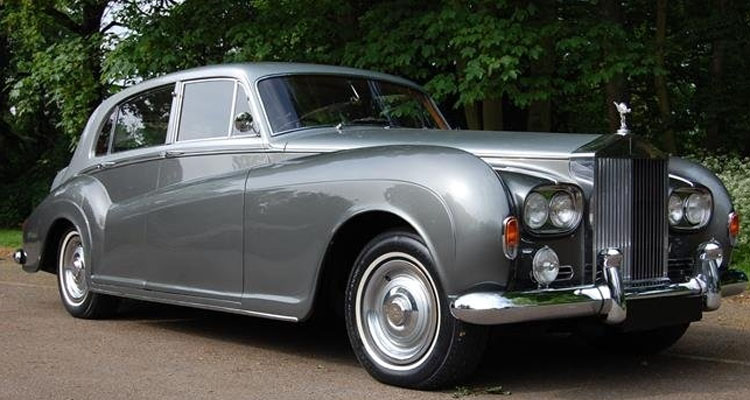 1964 Rolls - Royce Silver Cloud III by James Young