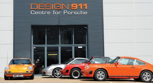 Design 911 UK - Porsche Specialist - Clic Cars For Sale