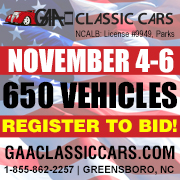 GAA Classic Cars Auction