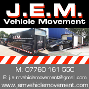 JEM Vehicle Movement 180 X 180
