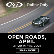 RM Open road