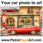Petrol Head Art - 180
