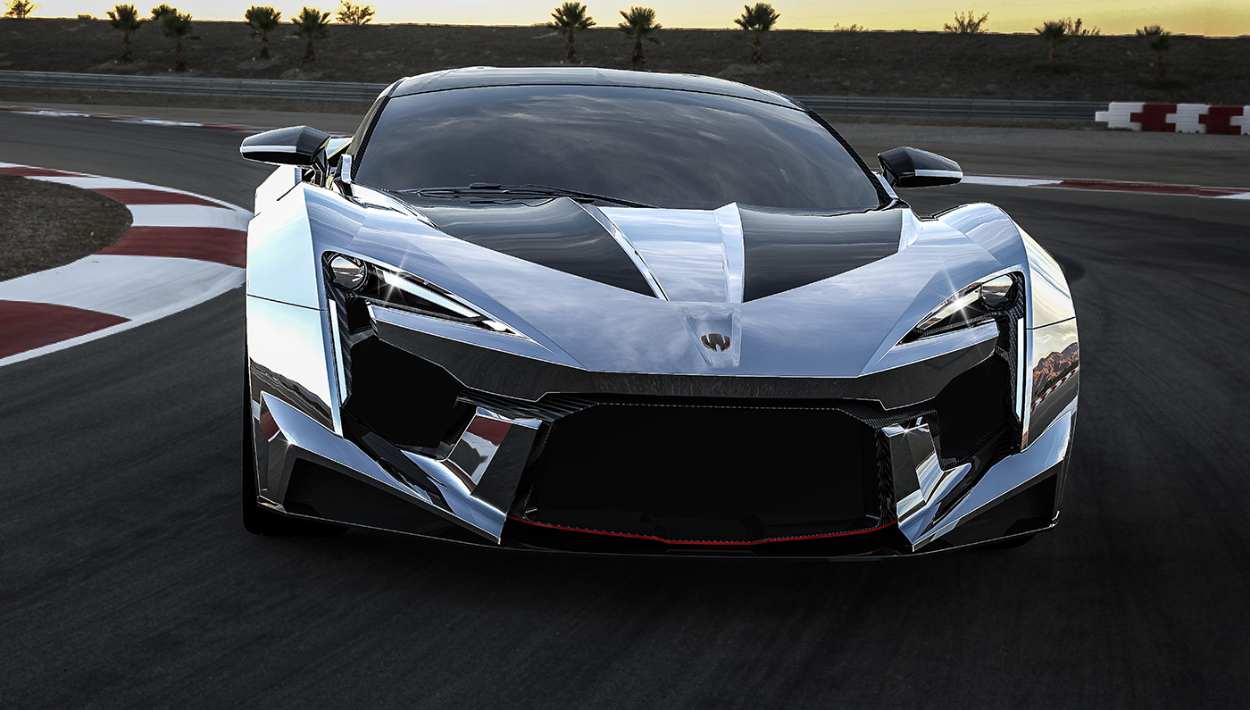W Motors Fenyr Supersport And Lykan Hypersport Five
