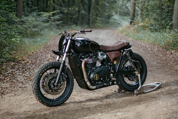 Suits You Sir Triumph T120 By Old Empire Motorcycles Classic