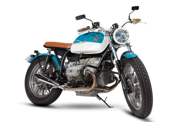 Salvage Job Maria Motorcycles Rescues A Bmw R100 Rs Classic Cars