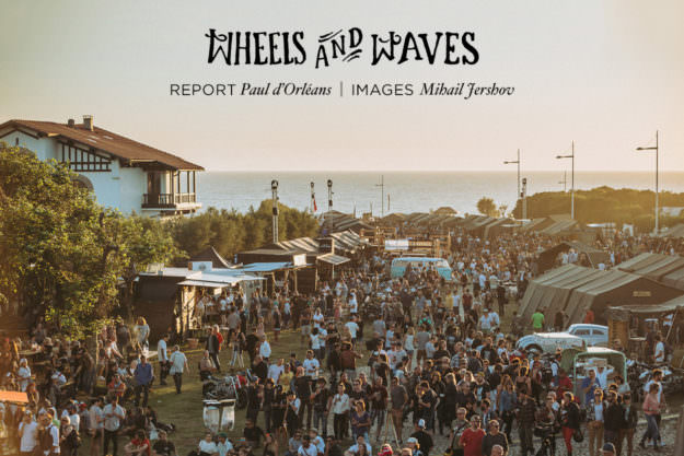 Report: Wheels and Waves 2017
