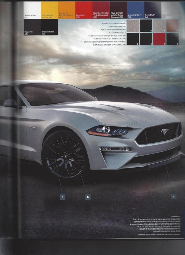 Self-driving cars, 2018 Ford Mustang, New electric car