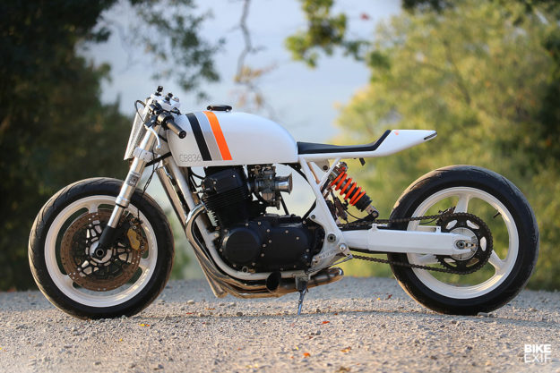 Cafe Racer Builders New York