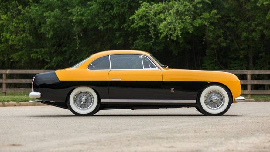 1952 Ferrari Inter by Ghia