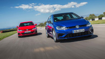 2017 Volkswagen Golf GTI and R First Drive