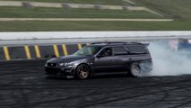 Custom Nissan Stagea V8 Wagon