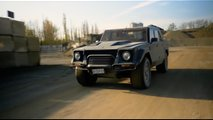 op Gear Take The Lamborghini LM002 Out For Some Fun In The Mud