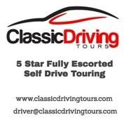Classic Driving Tours - 2020 ROUTE 66 CLASSIC TOUR